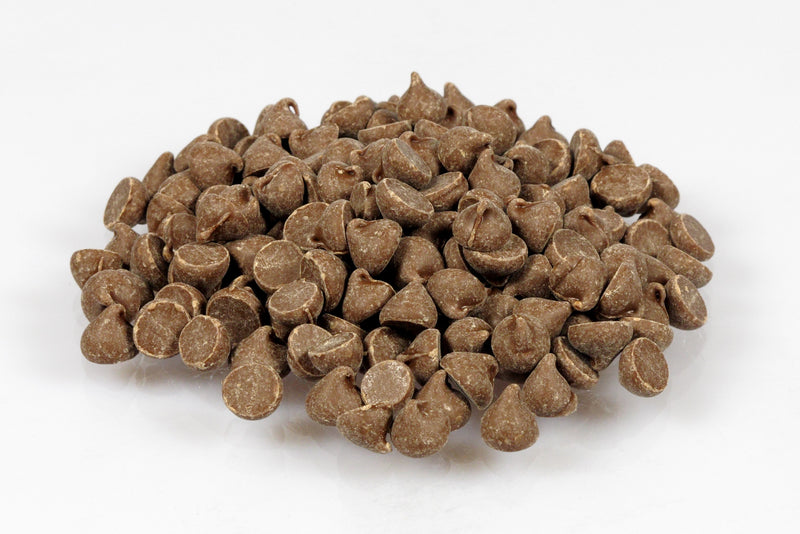 Milk Chocolate Chips 1000ct: 25lbs