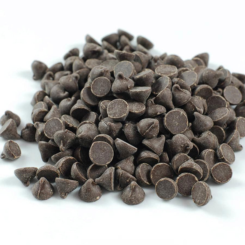 Semisweet Chocolate Chips 1000ct: 25lbs