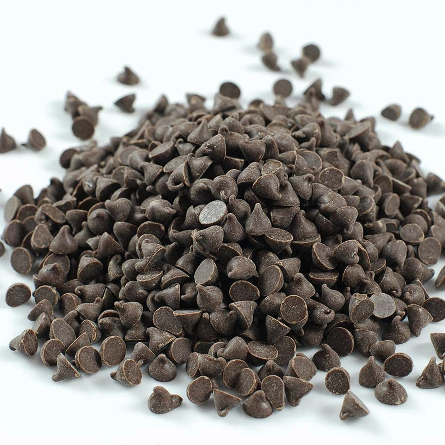 Semisweet Chocolate Chips 4000ct: 25lbs