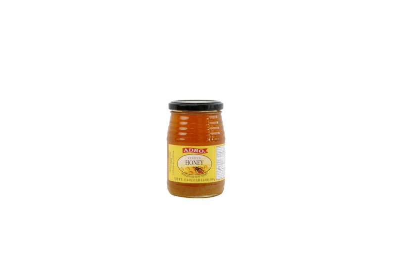 Honey Linden Flower Hungary 12/17.6 Oz