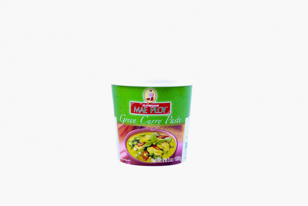 Green Curry Paste Thailand 12/35 Oz