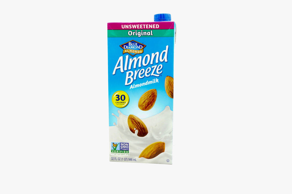 Almond Milk Unsweetened: 32 oz
