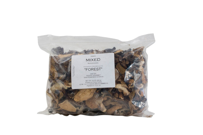 Forest Mushroom Blend Dry, France 1 Lb