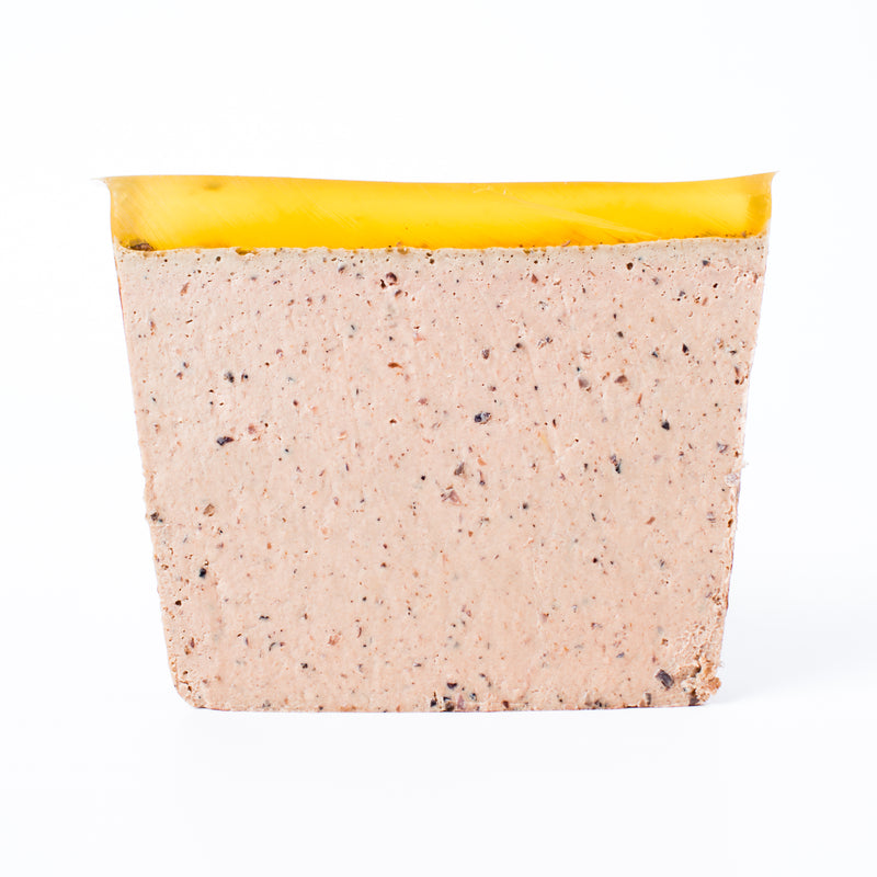 Truffle Mousse Pork Free: 3.5lbs [Approx Weight. Price Per Lb]