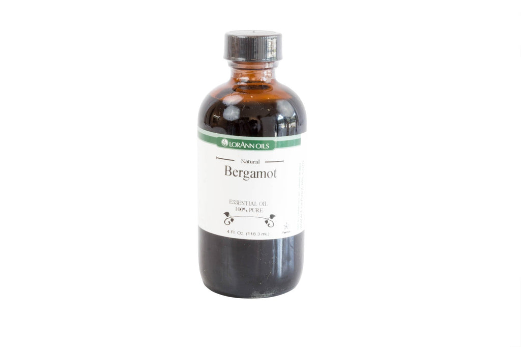 Bergamot Essential Oil Natural 4 Oz