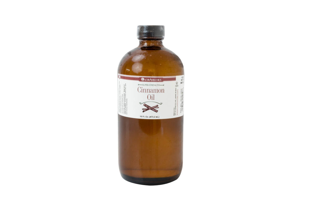 Cinnamon Essential Oil Natural 16 Oz