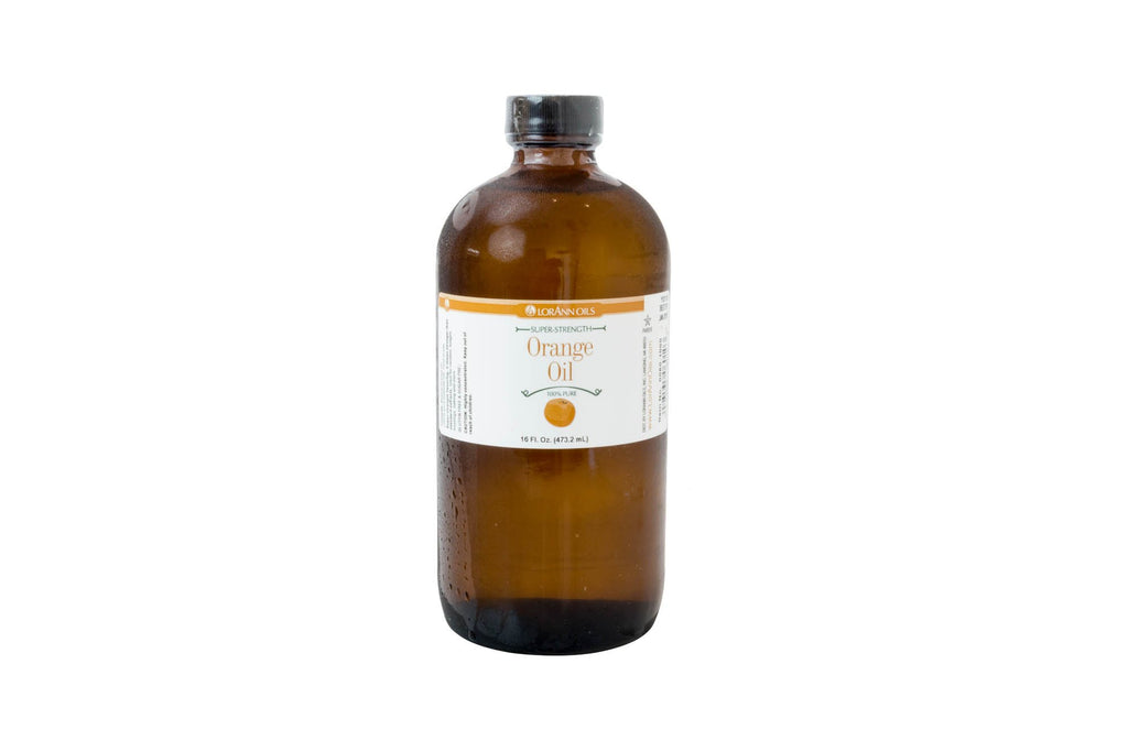 Orange Essential Oil Natural 16 Oz