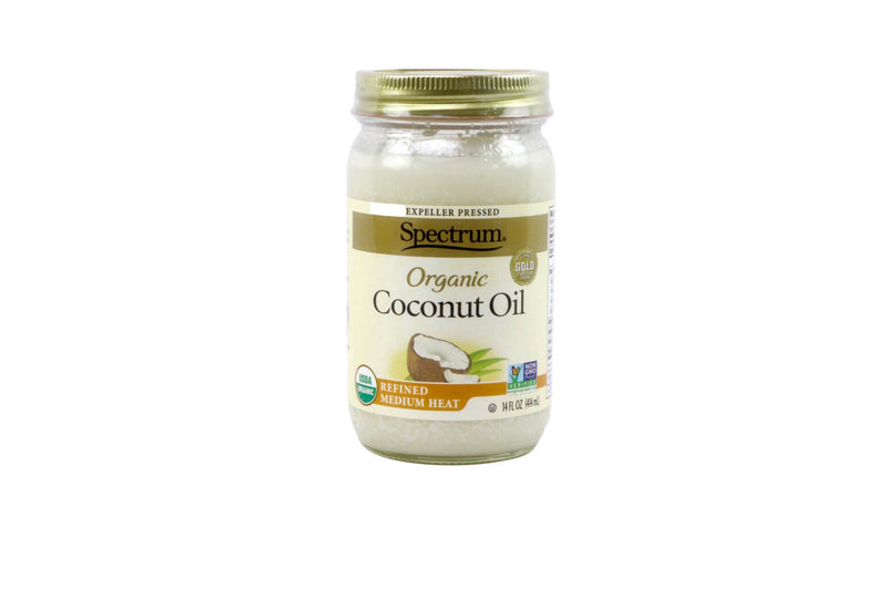 Coconut Oil Organic 12/14 Oz