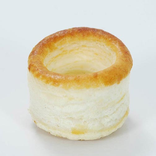 Bouchees Mini Vol Au Vent 1.5 Inch: 1.5oz