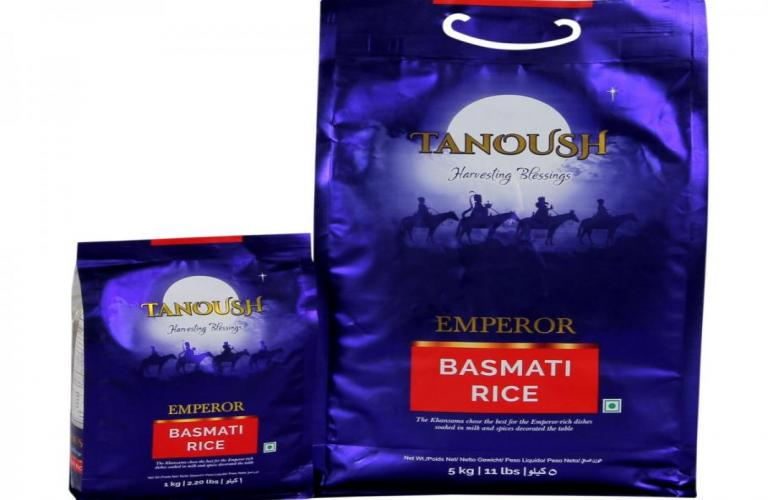 Basmati Rice Extra Long Grain: 10lbs