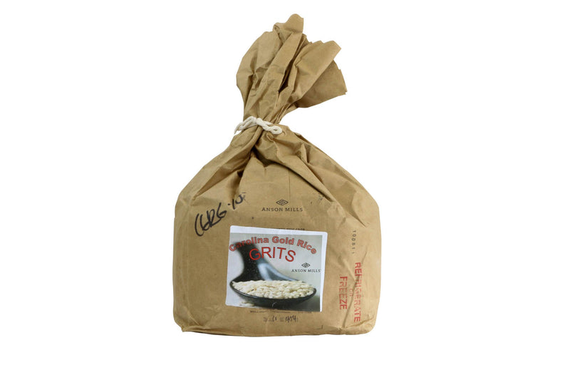 Carolina Gold Rice Grits Organic 10 Lb