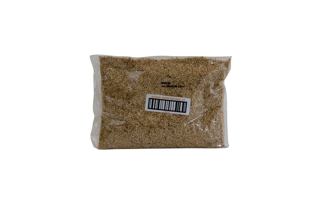 Sesame Seeds Natural Organic 1 Lb