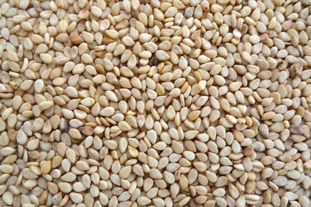 Sesame Seeds Natural Organic: 1lb