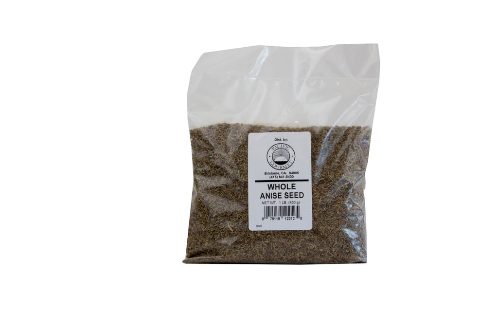 Anise Seed Whole: 1lb