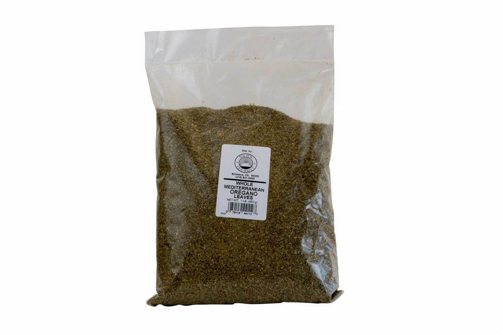 Oregano Greek Cut: 1lb