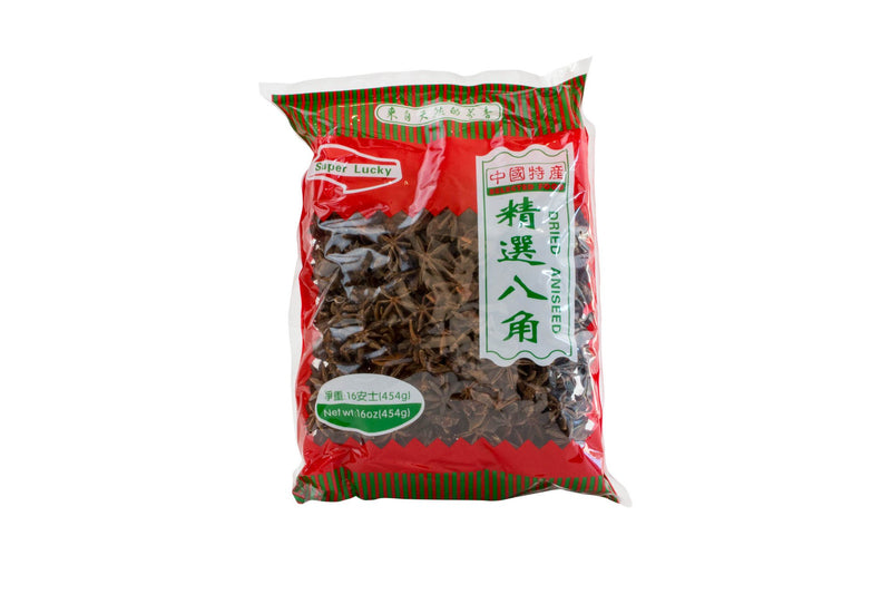 Star Anise Whole: 1lb