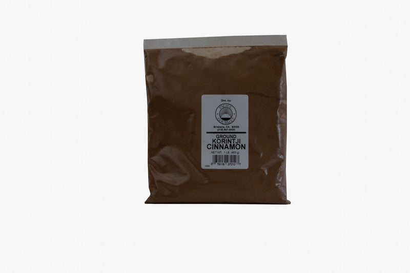 Cinnamon Ground: 1lb