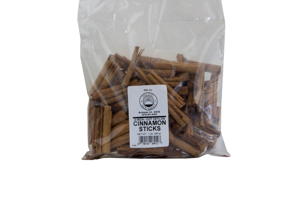 Cinnamon Sticks Ceylon 5 Inch: 1lb