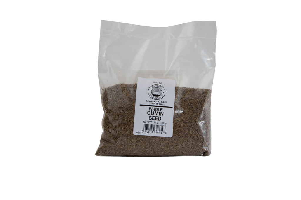 Cumin Seeds Whole: 1lb