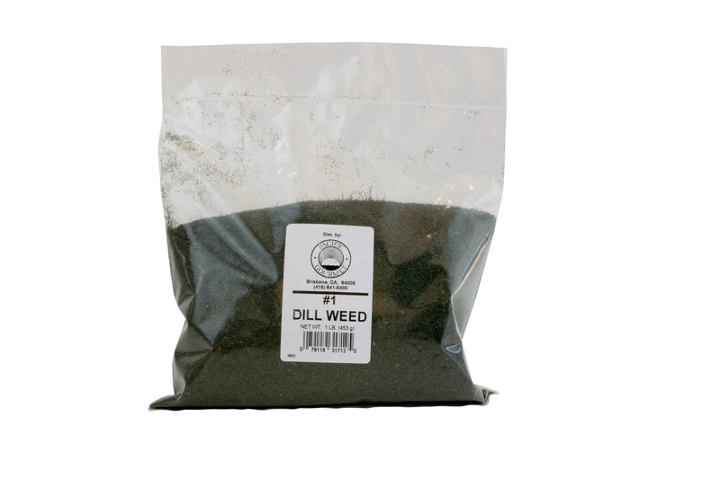 Dill Weed Cut 1 Lb