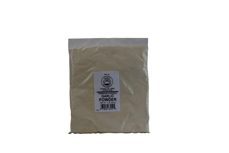 Garlic Powder: 1lb