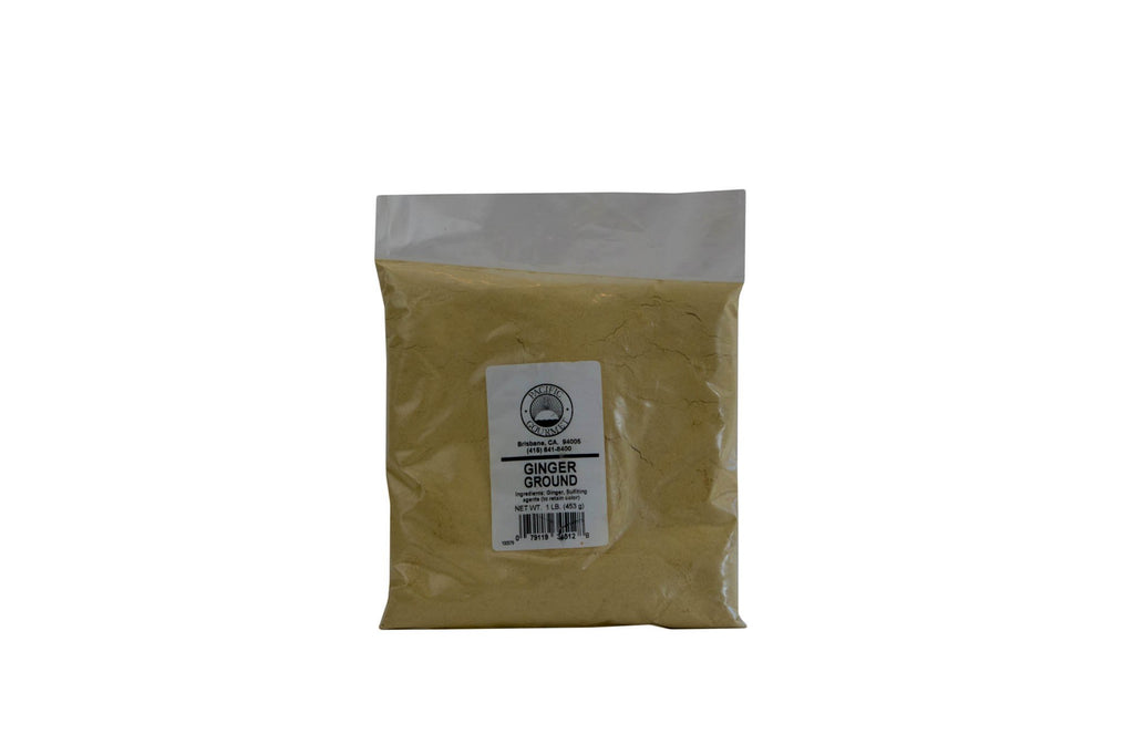 Ginger Root Powder: 1lb