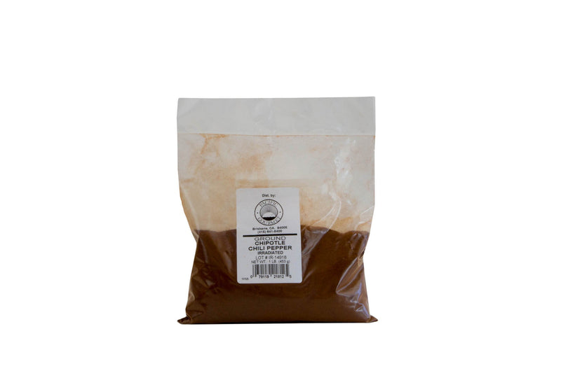 Chile Chipotle Powder: 1lb