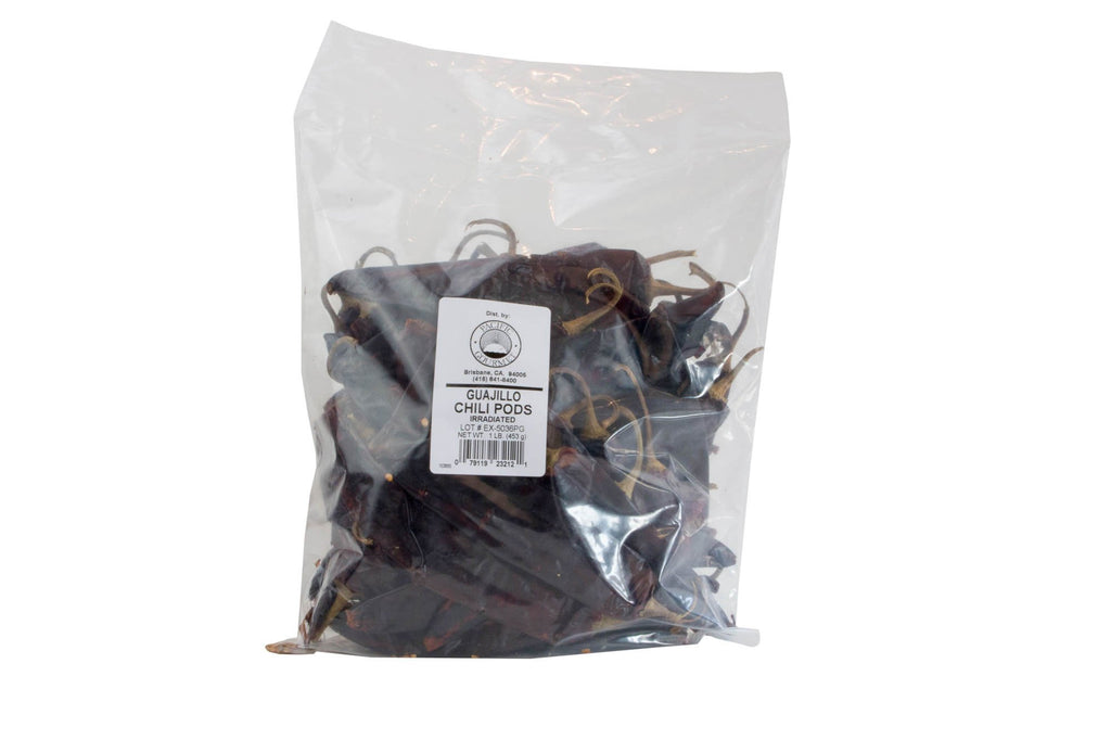 Chile Guajillo Pods 1 Lb