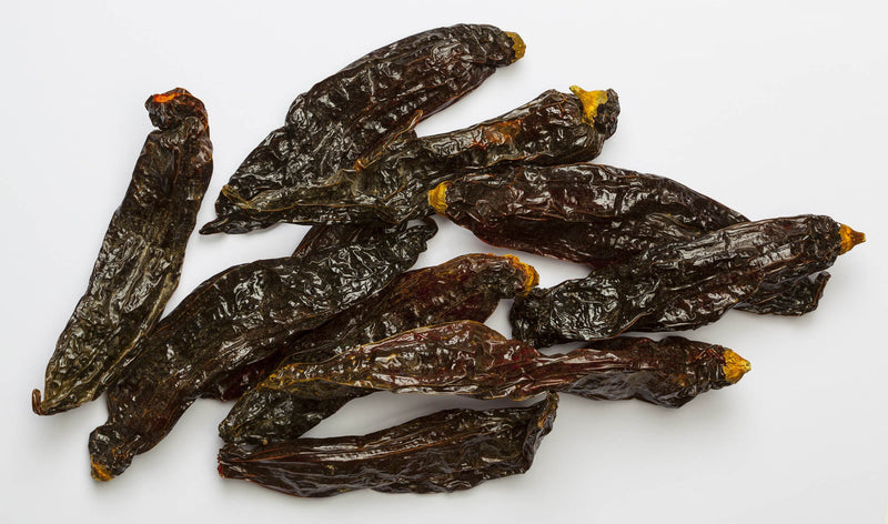 Chile Aji Panca Dried Pods: 1lb