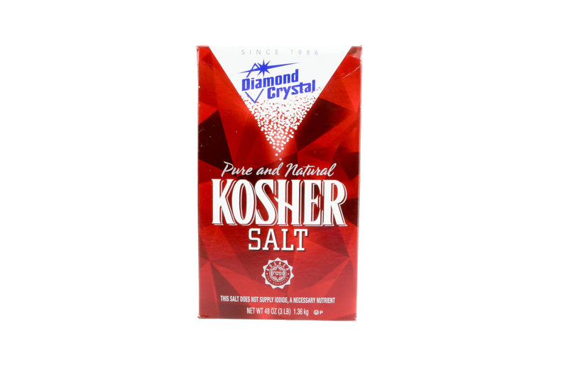 Kosher Salt: 36lbs