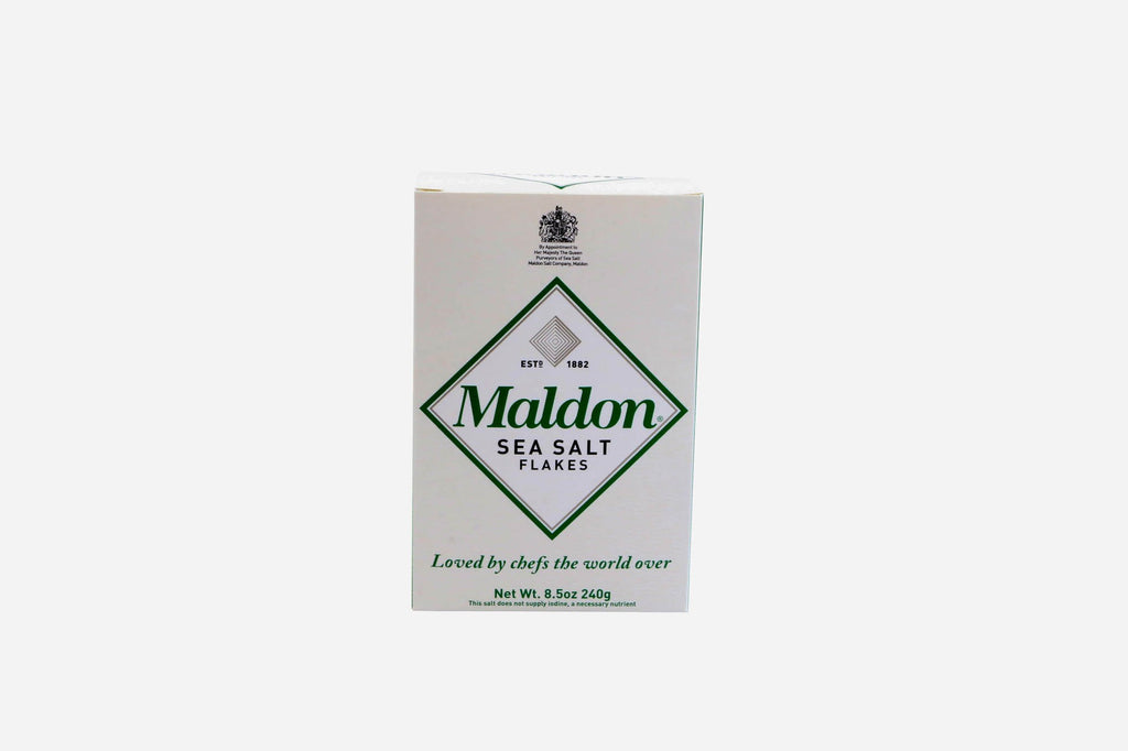 Maldon Seasalt (Pyramid Crystal) 12/240 Gr