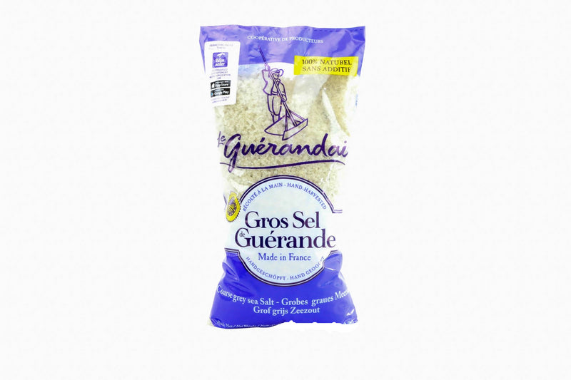 Sel Gris - Grey Sea Salt: 800 gram