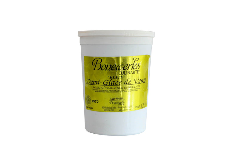 Demi-Glace Elite (No Roux) Frozen 4/5 Lb