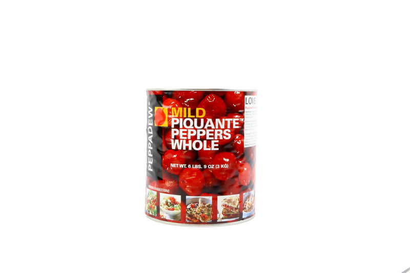 Peppadew Sweet African Peppers: 6.6 Lb
