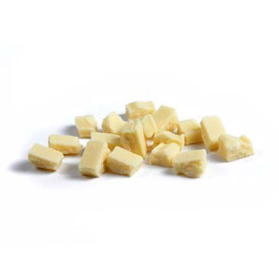White Chocolate Chunks - 30lbs