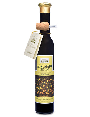 Agrumato Lemon Olive Oil 6/200 Ml