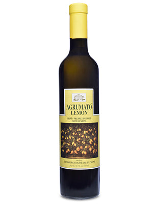 Agrumato Lemon Olive Oil: 500ml