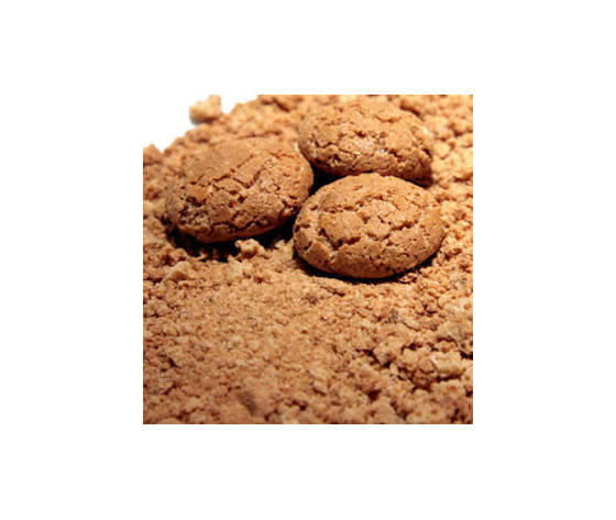 Amaretti Cookie Crumbs, Italy: 4kg