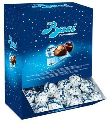 'Baci' Chocolates 1/170 Ct