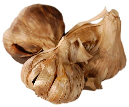Black Sweet Garlic 1 Lb