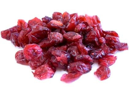 Dried Cranberries: 5lbs