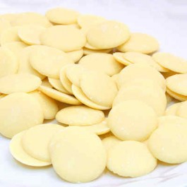White Chocolate 31% Rounds: 5.5lbs