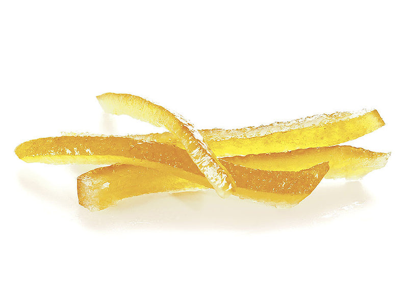 Candied Lemon Strips: 2.5kg