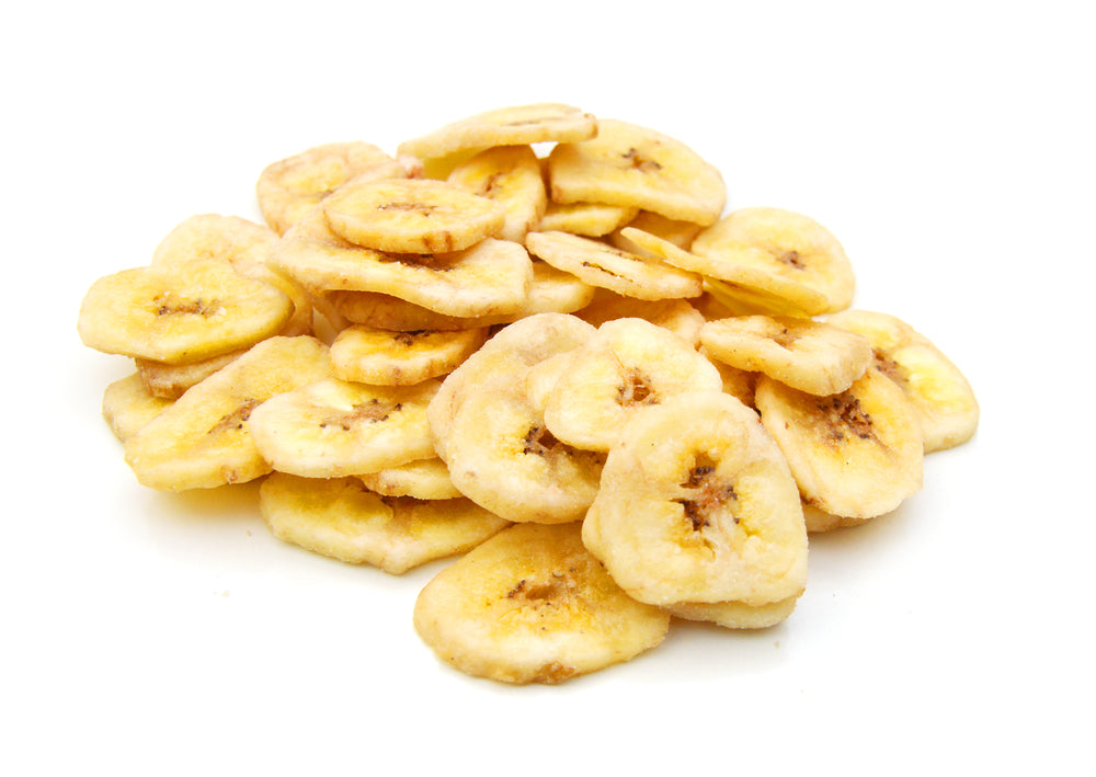 Banana Chips Sweetened: 14lbs