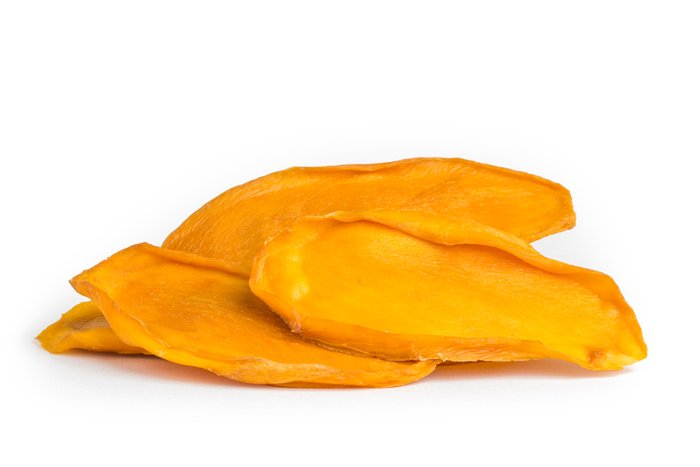 Dried Mango Slices: 3.5oz