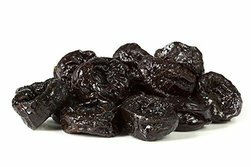 Dried Prunes Pitted: 5lbs
