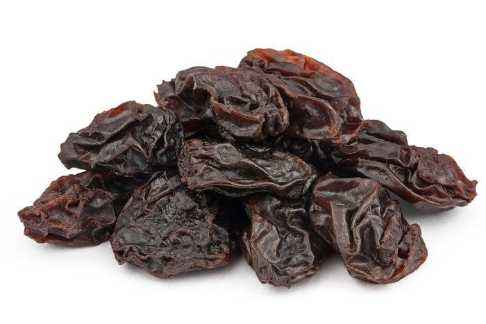 Dried Dark Raisins: 10lbs