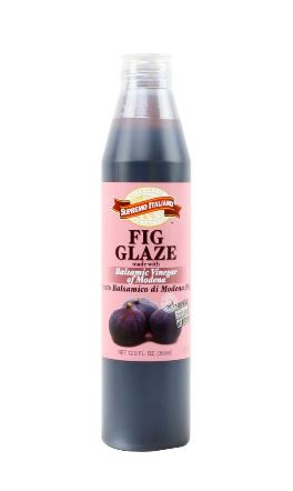 Fig Balsamic Glaze: 12.9oz