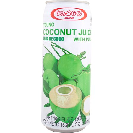 Coconut Water: 24 x 17oz Case