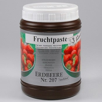 Strawberry Paste: 1kg